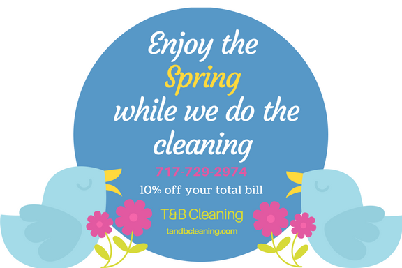Carpet Cleaning - T and B Cleaning